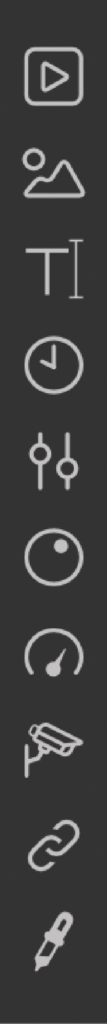 VIZ Designer Elements for homekit app creator